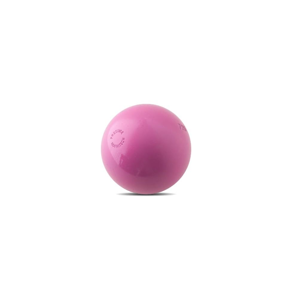 La Boule Bleue Prestige Inox 110 Rose en acier inoxydable